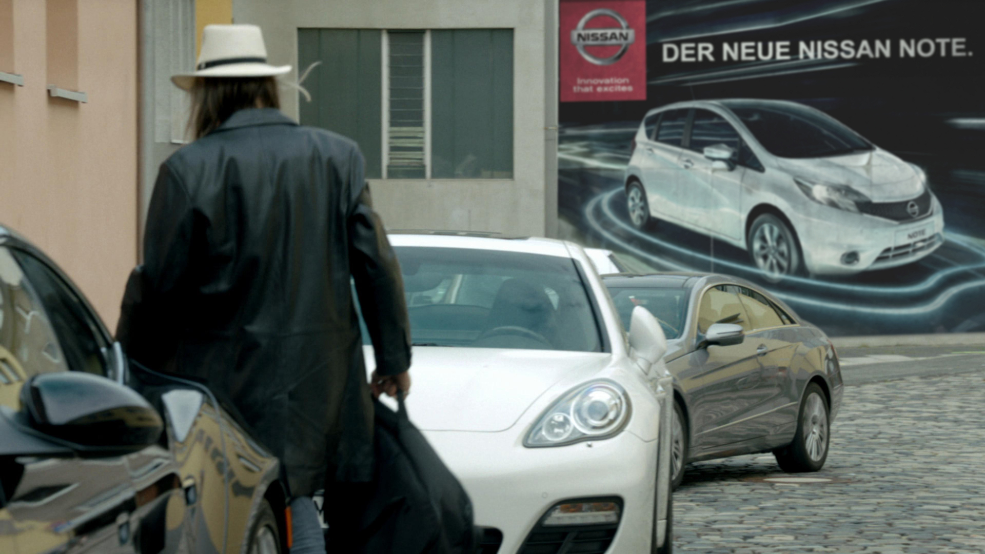 Nissan opted to use Mirriad In-Video Advertising. We embedded their ad units into the most contextually relevant scenes