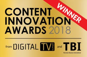Content Innovation Award