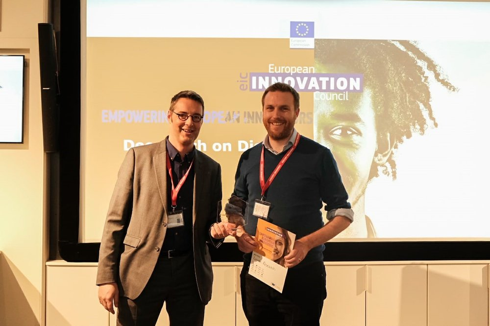 Lumen Wins Award at European Innovation Council