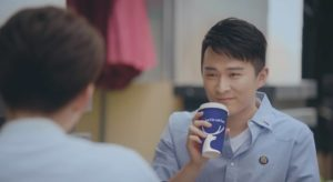 Luckin Coffee, Tencent